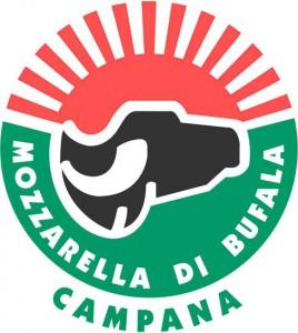 Logo Mozzarella di Bufala Campana DOP