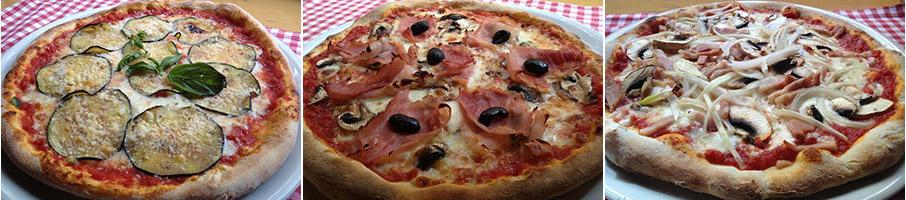 pizzas Emma y Julia Ristorante