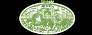 Restaurante Italiano Pizzeria - Emma y Julia